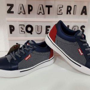 Zapatilla LEVIS navy