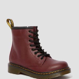 BOTA DR.MARTENS,SOFTY T CHERRY RED
