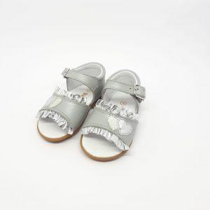 SANDALIA DAR2 BABY NACARADO