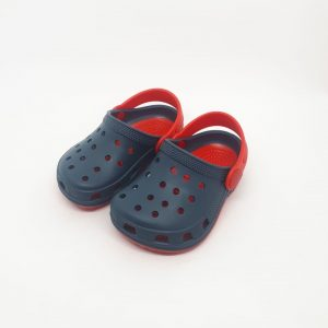 ZUECO SLIP ON MARTINEZ BLUE/RED
