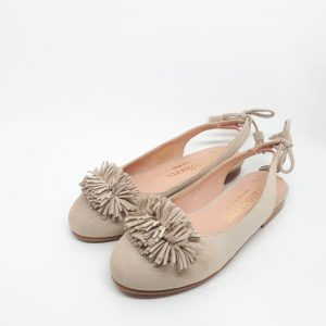 BAILARINA RUTH SECRET, ANTE BEIGE DESTALONADA
